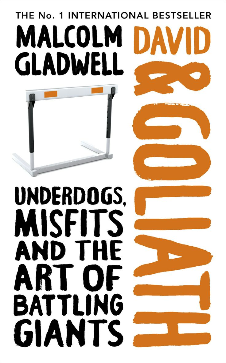 96 best english books images on pinterest books books to read and david and goliath underdogs misfits and the art of battling giants i find insight in every malcolm gladwell book this one is no different and is a great fandeluxe Choice Image