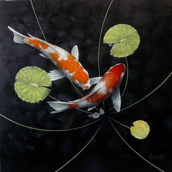 Les 102 meilleures images du tableau poisson ko sur for Poisson koy