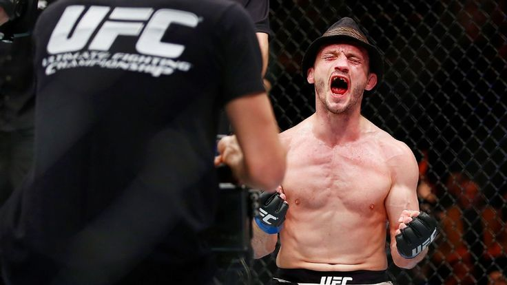 After years of chasing a fight against his idol Anderson Silva, middleweight Michael Bisping overcame a busted nose to score the biggest win of his career on Saturday in London. Emotional Bisping outpoints Silva at UFC Fight Night http://espn.go.com/mma/story/_/id/14859721/michael-bisping-takes-decision-anderson-silva-ufc-fight-night