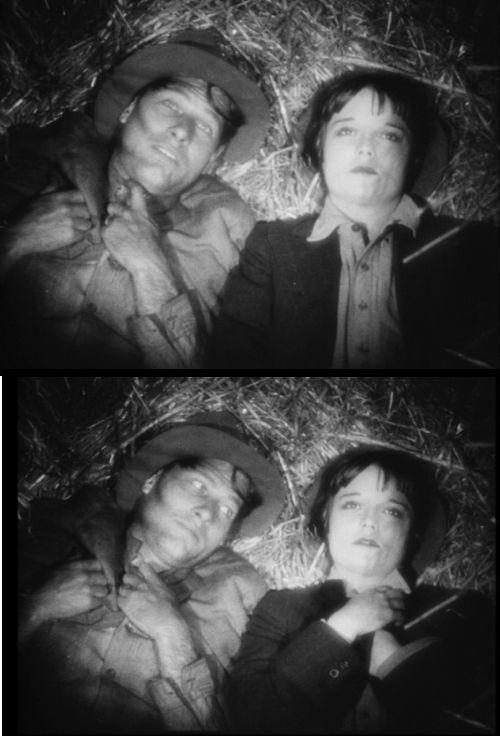 Louise Brooks. Richard Arlen. Beggars of Life. 1928