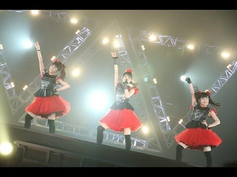 BABYMETAL World Tour 2015 巨大天下一メタル武道会 幕張メッセ #1