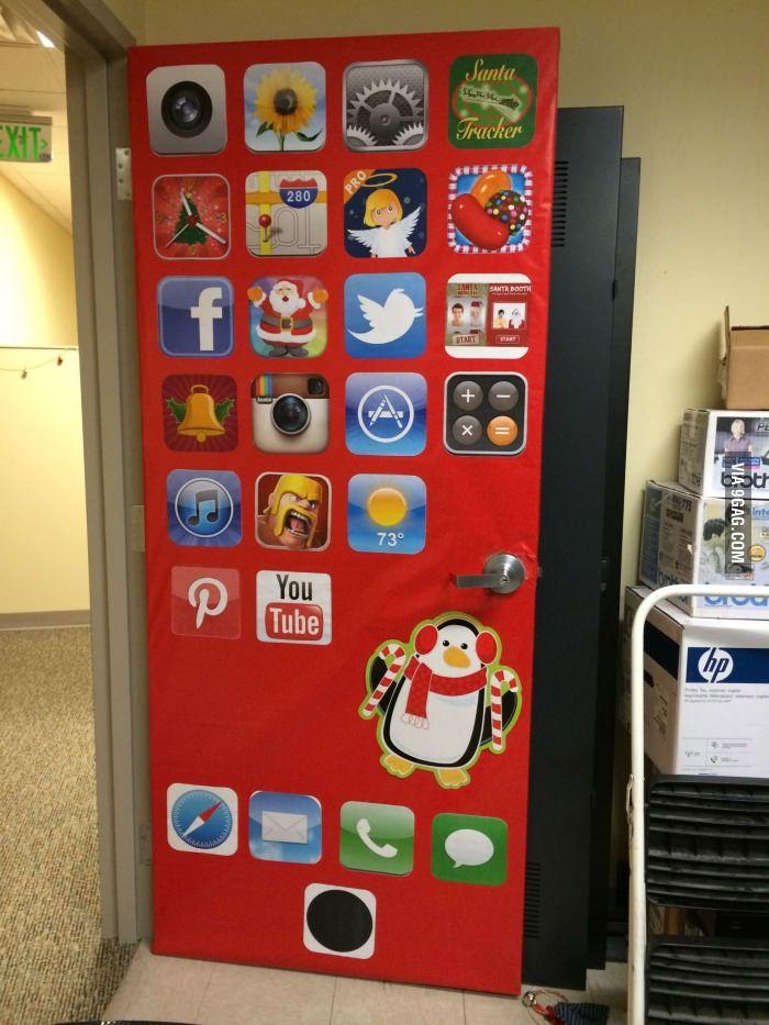 cool door decorations