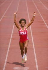 Jackie Joyner-Kersee, Dominated woman's track and field.