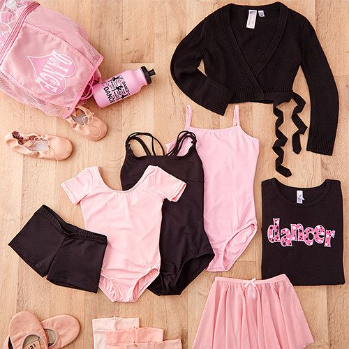 Have your tiny #dancer outfitted and ready to move with this collection of…