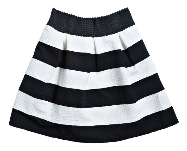 Skirt from Dotti. #monochrome