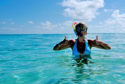 Panama tropical  | Snorkeling on Taboga Island in Panama - Taboga Island Cerrito Tropical ...