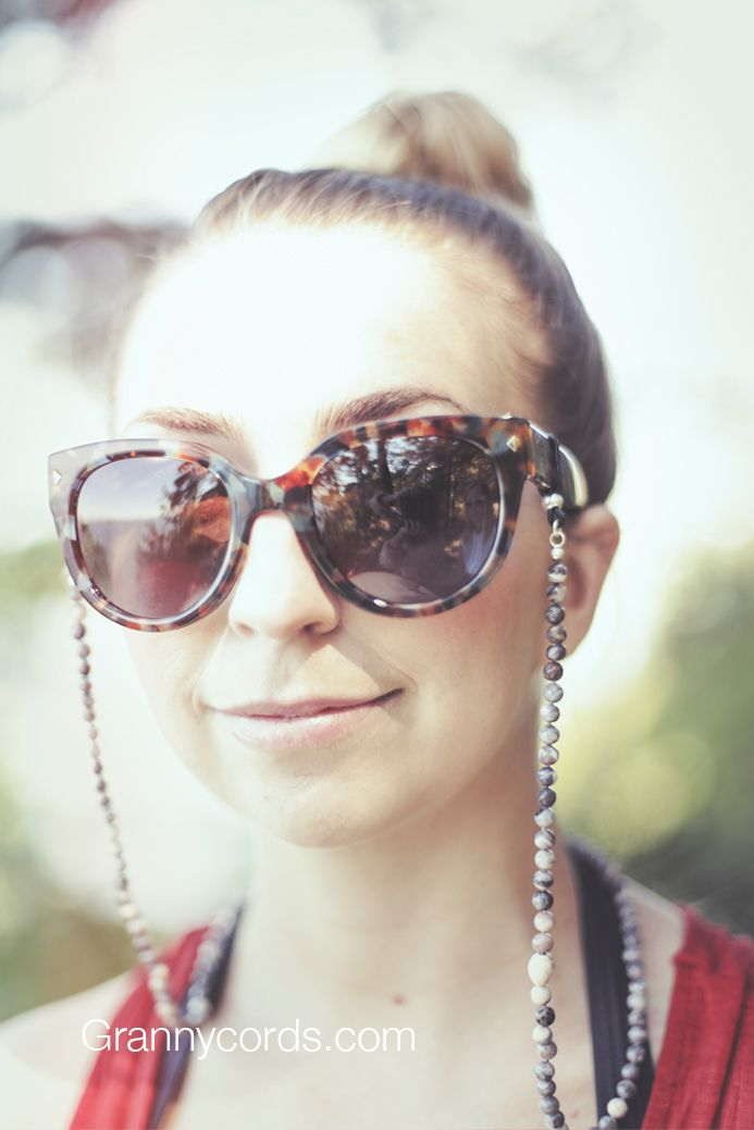 Elisabeth wearing Coyote from our third collection - www.grannycords.com.