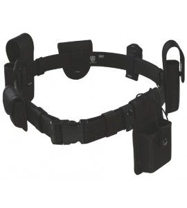 Police Duty Belt Setup