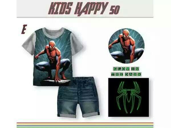 Fashion Boy KH 50 E Teen - BS5158 Kode Produk: BS5158  Bahan : Spandek katun, Jeans stretch. Glow in the dark. Celana pinggang full karet.  Warna : Hijau tua  Usia : 5 ~ 10 tahun.