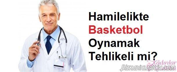 Hamilelikte Basketbol Oynayabilir miyim? - http://www.bizkadinlaricin.com/hamilelikte-basketbol-oynayabilir-miyim.html  Tebrikler hamilesiniz! sonunda anne olabileceksiniz! ne kadar güzel bir haber değil mi? ancak bu güzel müjdenin yanında gebelik süresince dikkat etmeniz gereken pek çok şey de sizi bekliyor! Hamilelikte spor yapmak da bunlardan yalnızca biri… Basketbol oynamayı seviyor ve gebeliğinizde de baskete devam etmenizde bir sakınca olup olmadığ