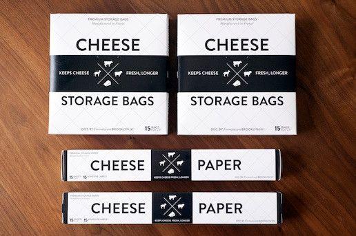 Cheese Storage Combo Pack x 2