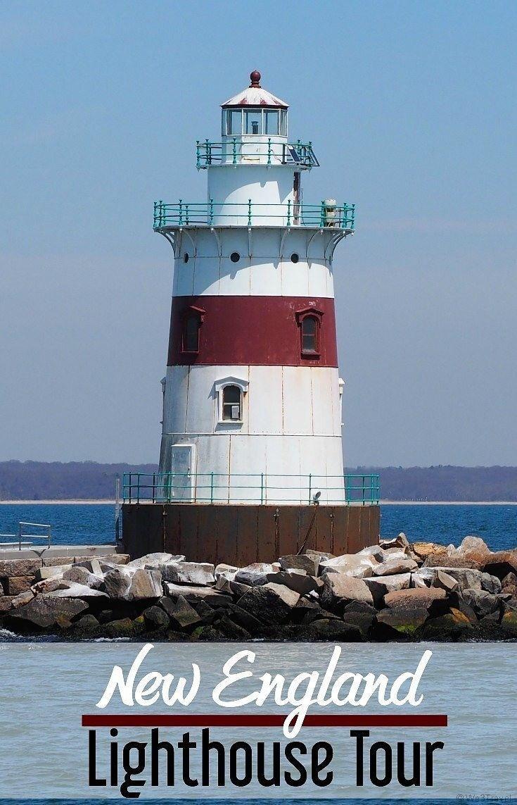 New England Patriots Makeup Tutorial: New England Lighthouse Tour With Cross Sound Ferry