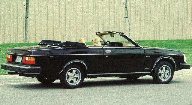 Dit is pas cabriolet... Volvo!!