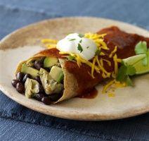 California Avocado and Artichoke Stuffed Tortillas | California Avocado Commission