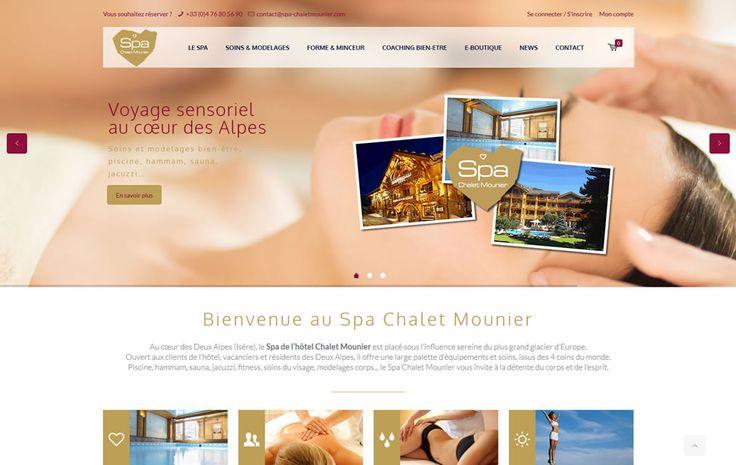 Spa - Chalet Mounier