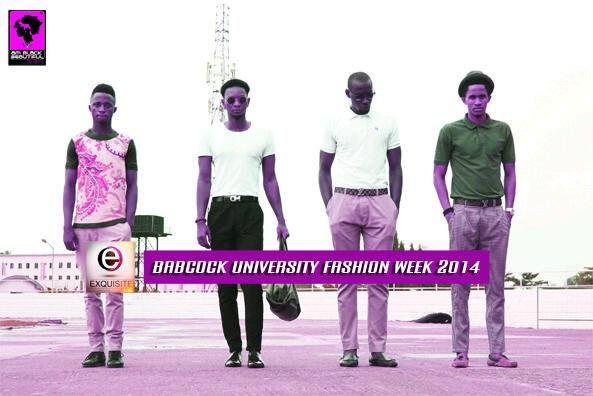 MRSHUSTLE PHOTOS: WHAT WENT DOWN AT BABCOCK UNIVERSITY FASHION WEEK 2014