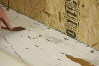 How to Remove Carpet Glue From Concrete Floor | eHow