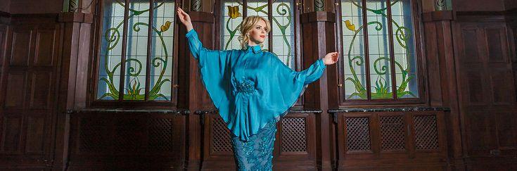Бренд ASET Haute Couture представляет коллекцию Night in the Desert, предлагая окунуться в роскошную ночь таинственной пустыни Востока.