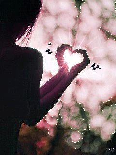 My heart is in your hands!