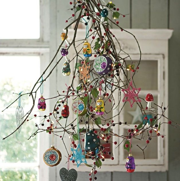 Google Image Result for http://cdn.inthralld.com/wp-content/uploads/2012/12/15-Fantastic-Alternative-Christmas-Tree-Ideas-12.jpeg