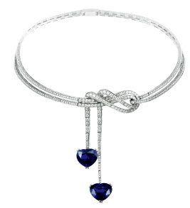 Chopard neckpiece