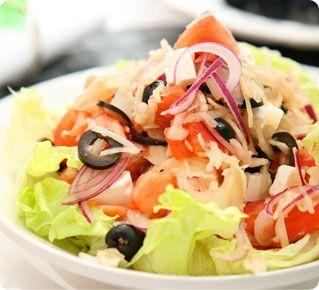 Winterse Lunchsalade