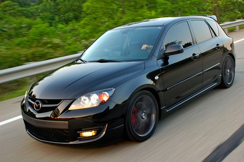Mazdaspeed 3 done right!