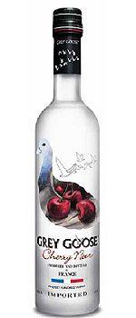 Grey Goose Cherry Noir Vodka, $69.00  #vodka #greygoose #gift #1877spirits