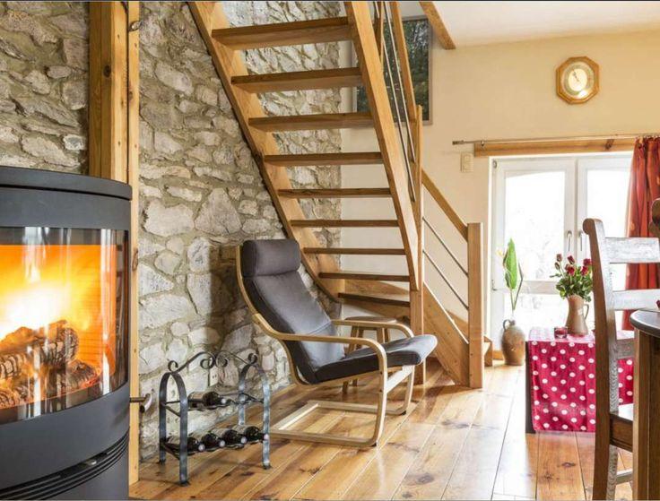 """Cottage """"Le Logis de Nanine"""" in Porcheresse (Daverdisse) - Land of Bouillon in the Ardennes, South Belgium"""