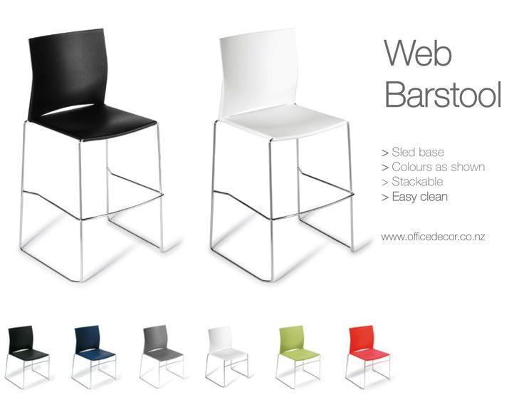Web barstools officedecor.co.nz
