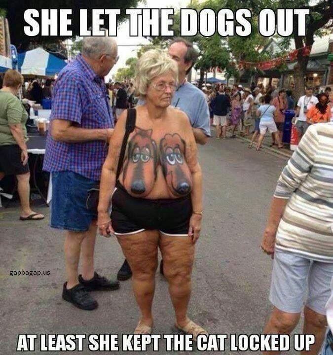 Hilarious Joke About Woman vs Dog