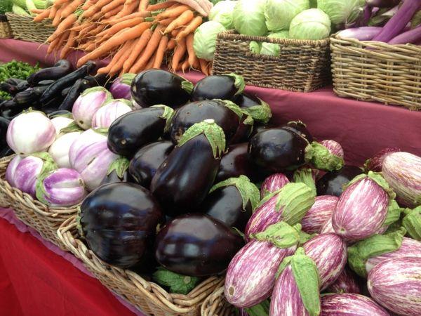 Auberginen zubereiten - zwei Rezepte und weitere Bilder - http://freshideen.com/trends/auberginen-zubereiten-2.html