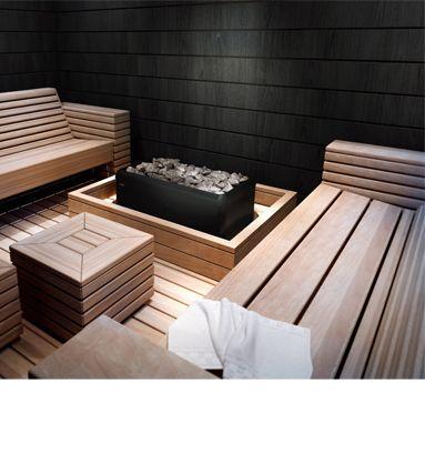 Sauna > Electric heaters - Helo Ltd