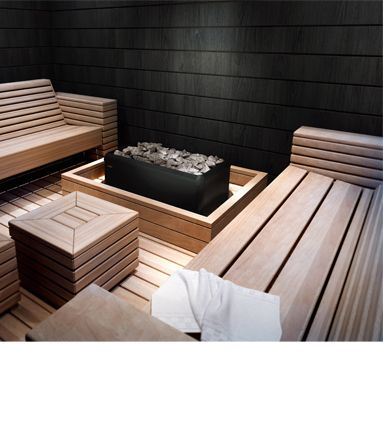 Sauna > Electric heaters - Helo Ltd