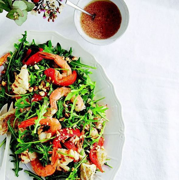 This lucious summer salad will have people coming back for seconds - get your fresh produce at Woolworths now!