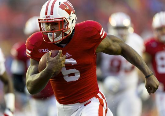Corey Clement has had his best moments against the Badgers' weaker opponents, but his talent is legitimate WISCONSIN FOOTBALL 2014