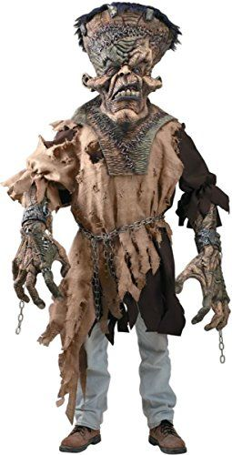 Buy Freak-N-Monster Creature Reacher Costume - Standard - Chest Size 40-44  **Freaknmonster Creature Reacher**  Buy From Amazon  http://www.amazon.com/gp/product/B008R5QO6Y?tag=canreb0c-20