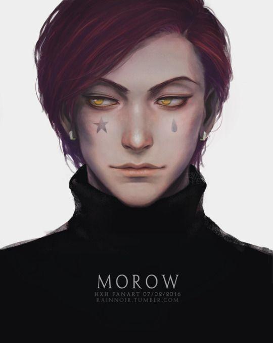 Hunter X Hunter || Hisoka Morow