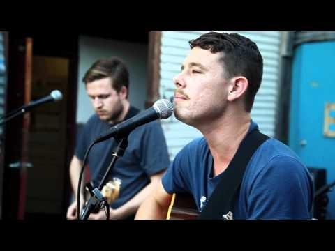"Live @ TOMS - Boy & Bear ""Part Time Believer"""