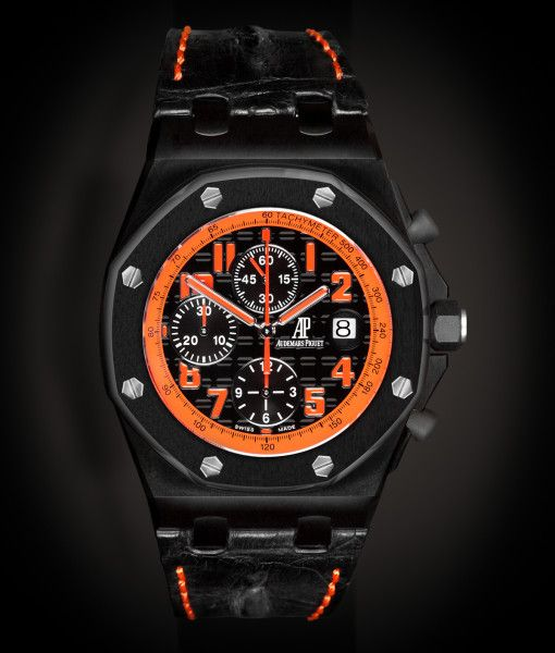 Order your #new #Audemars #Piguet #Royal Oak Offshore Arancio customized watch from UK's Authorized & Prestigious Audemars Piguet dealer since 1992.