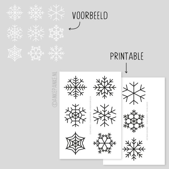 raamtekening nl sneeuwvlokken raamtekening kerst ramen