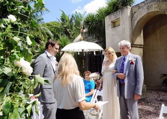 Henrietta and Chris- with #michelleshannon #weddingofficiant #celebrant  #byronbayweddingcelebrant Intimate Byron Bay Wedding