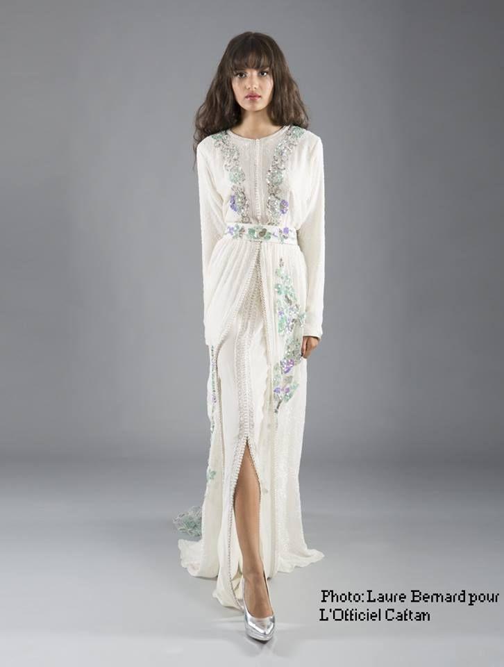 Caftan marocain haute couture