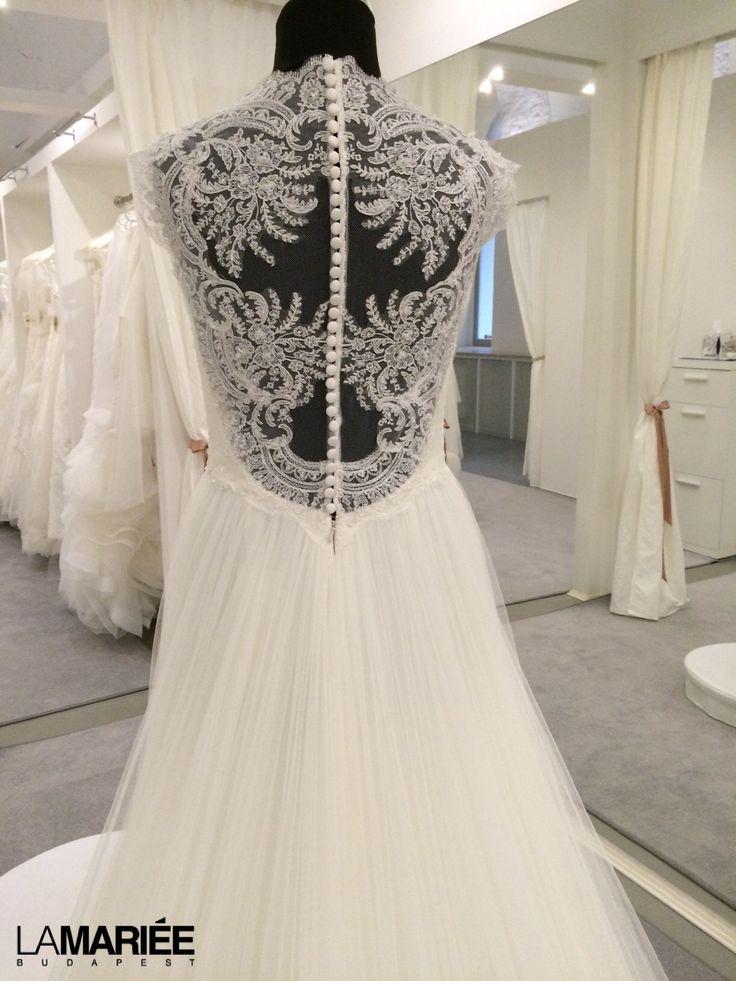 2014 Almanovia - Naiara esküvői ruha by Rosa Clará http://lamariee.hu/eskuvoi-ruha/almanovia-2014/naiara