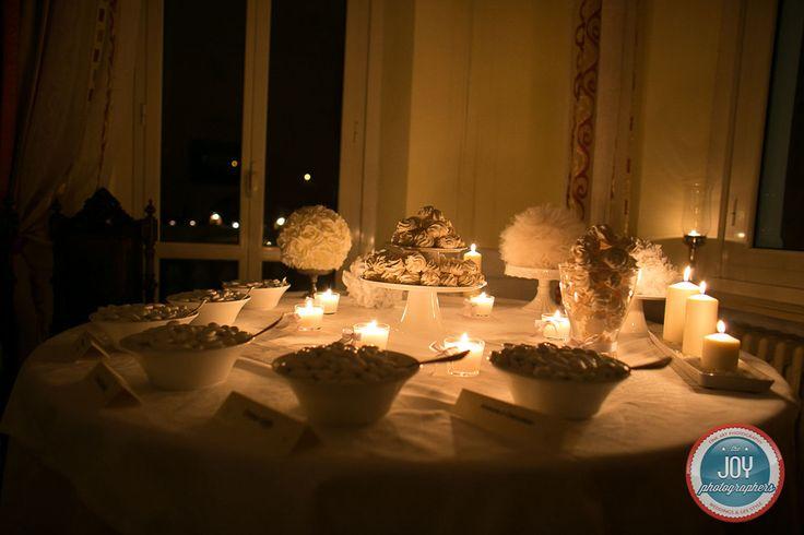 confettata white table isi eventi  winter wedding www.isieventi.com
