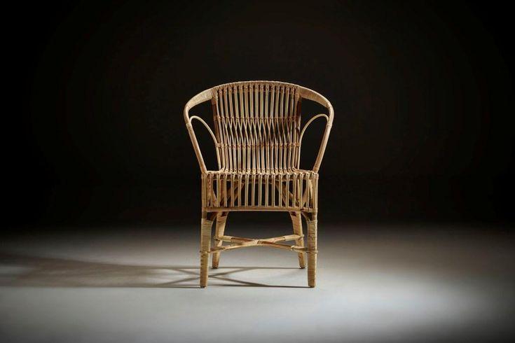 WENGLER krzesła rattanowe ICONS