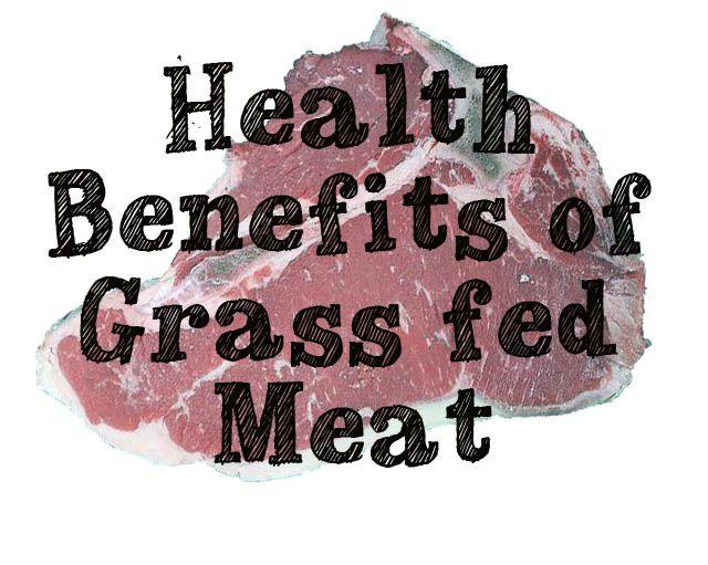 Health Benefits of Grass Fed Beef from WellnessMama.com #beef #health #wellness