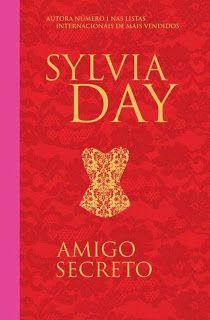 """News: Divulgada capa de e previsão de lançamento """"Amigo Secreto"""", de Sylvia Day"""