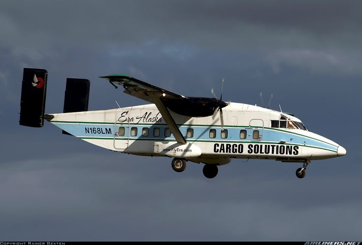 Short C-23B Sherpa (330-200) - Era Alaska | Aviation Photo #2464711 | Airliners.net