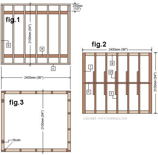 shed floor plan and roof plans backyard building summerwood blueprints